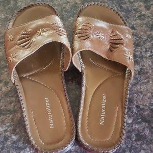 Naturalizer Sandals Size 7.5 Women's